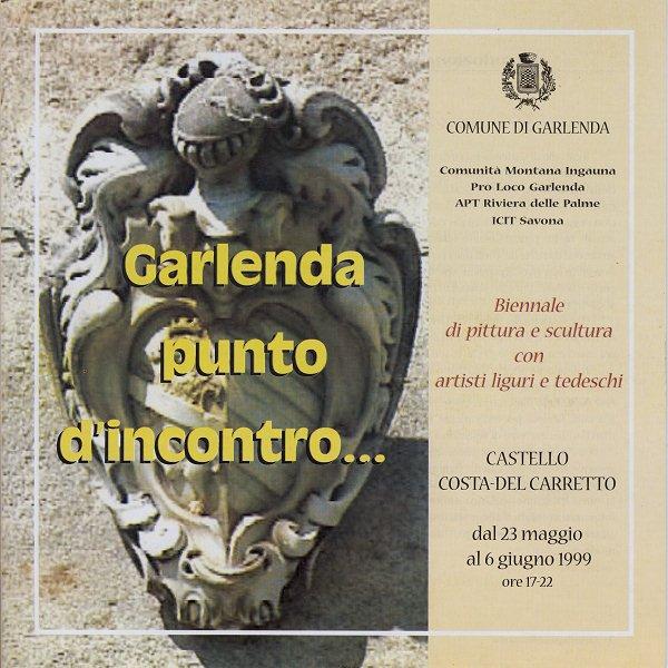 GARLENDA, PUNTO D'INCONTRO... - CATALOGO 1999