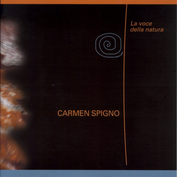 VOCE DELLA NATURA - DEPLIANT PERSONALE 2003